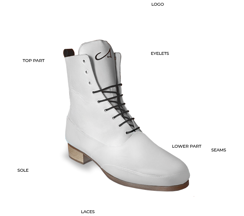 RSDW TAP BOOTS GH46 2 COLORS | RS78 Custom